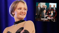 To jednak córka Putina! Ma gigantyczny majątek! - miniaturka