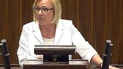 Beata Kempa: Ci, którzy donoszą na Polskę, powinni się wstydzić! - miniaturka