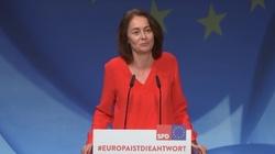 Szokująca wypowiedź niemieckiej minister: 8 maja to Niemcy zostali wyzwoleni - miniaturka