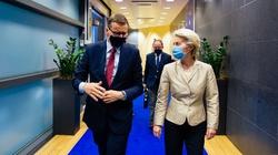 Morawiecki: rozmawialiśmy jak zamknąć temat praworządności, który niepotrzebnie psuje stosunki z UE - miniaturka
