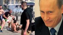 Pijani Ruscy kibole sieją postrach na Euro! - miniaturka