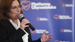 'Nawet we własnej partii nie ma pełnego poparcia'. Komentarze polityków nt. Kidawy-Błońskiej - miniaturka
