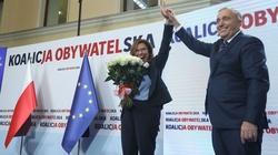 Schetyna: Wcale nie chowam się za Kidawą-Błońską! - miniaturka