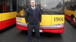 Prawdziwy Bohater! Kierowca autobusu uratował pieszego! - miniaturka