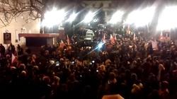 Zwolennicy KOD wygwizdali Kijowskiego! VIDEO - miniaturka