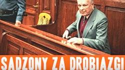 Ministerstwo Prawdy: Kiszczak sądzony za drobiazgi - miniaturka