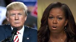 Niewiarygodne! Żona byłego prezydent USA Michelle Obama domagała się całkowitego zablokowania kont Trumpa - miniaturka