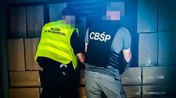 Cela plus! CBŚP i KAS przejęły 10 mln nielegalnych papierosów - miniaturka