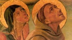 Oto jak św. Klara zobaczyła śmierć św. Franciszka - miniaturka