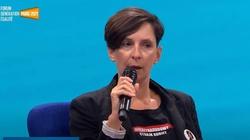 Skandaliczne oszczerstwa Suchanow wobec Polski oklaskiwali m.in. Emmanuel Macron i Kamala Harris - miniaturka