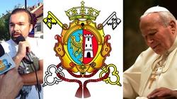 Skandal! Burmistrz usuwa z herbu Wadowic symbole nawiązujące do Jana Pawła II - miniaturka
