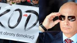 Szef MSWiA: 'KOD mówi językiem Putina' - miniaturka