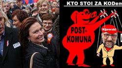 KOD nie odcina się od rządów PO rodem z PRL-u. Obrońcy demokracji pokazali prawdziwą twarz - miniaturka