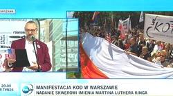 Wyborcza vs. TVN. Tak manipulują śmieszną liczbą uczestników manifestacji KOD - miniaturka