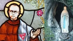 Objawienie w Lourdes według św. Maksymiliana Kolbe - miniaturka