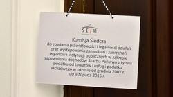 Przyjęto poprawki do raportu z prac komisji ds. VAT - miniaturka