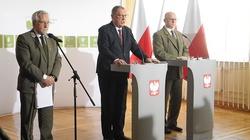 Konferencja w Ministerstwie Środowiska - co z Puszczą Białowieską? - miniaturka