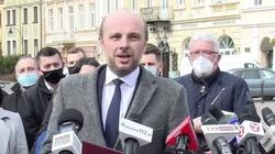 Kuriozum! Kandydat opozycji na prezydenta Rzeszowa: ,,Je**ć kaczystan'', ,,Wypier***ć z pisowcami'' - miniaturka