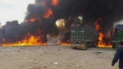 Państwo Islamskie zaatakowało turecką bazę - miniaturka