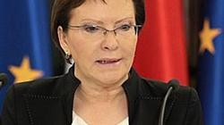 Ewa Kopacz: Nie mówmy o problemach, bo Putin usłyszy - miniaturka