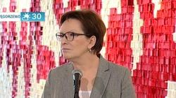 Szefowa skrajnie antypracowniczej partii domaga się szacunku od związków zawodowych - miniaturka