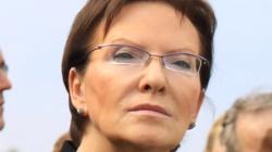 Ewa Kopacz przemówiła przeciw PiS w imieniu Polek  - miniaturka