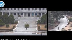 Ucieczka żołnierza z Korei Północnej - zobacz nagranie! - miniaturka