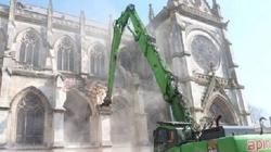 Upadek kościoła we Francji! ZOBACZ WIDEO!!! - miniaturka