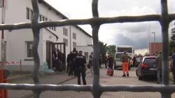 Absurd w Niemczech! Niemieccy żołnierze opuszczają koszary by zrobić miejsce dla uchodźców ZOBACZ FILM - miniaturka