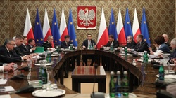 KPRM. Trwa posiedzenie Rządowego Zespołu Zarządzania Kryzysowego - miniaturka
