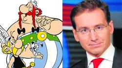 Ku chwale Asterixa! Czyli Kraśko obrońcą Francji - miniaturka