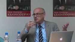 Prof. Zdzisław Krasnodębski: W UE powoli wraca realizm ws. Polski - miniaturka