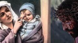 Osłaniajmy nasze czoła przed szatanem znakiem Krzyża! - miniaturka