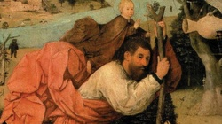Św. Krzysztof - orędownik w śmiertelnych niebezpieczeństwach - miniaturka
