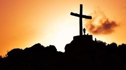 Ks. Jabłoński: Patrząc na krzyż możemy czuć się uratowani.  - miniaturka