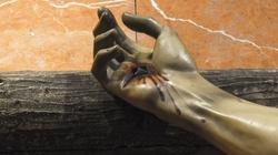 Kto uwierzy i przyjmie chrzest, będzie zbawiony; a kto nie uwierzy, będzie potępiony - miniaturka