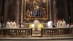 Ks. Kowalczyk o ideologii zła na Mszy przy grobie Jana Pawła II - miniaturka
