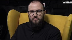Ks. Michał Chaciński: W Warszawie wiele razy mnie opluto i zwyzywano od pedofili - miniaturka