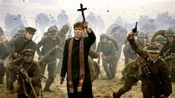 Widzieli księdza w komży z krzyżem w ręku, a nad nim Matka Boska: Wspomnienia z 1920 roku - miniaturka