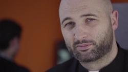ks. Michał Olszewski SCJ: Uwolnienie z lęku - miniaturka