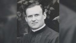Ks. Richard Henkes oddał życie za chorych - miniaturka