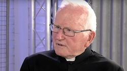 ks. Jan Sikorski dla Frondy: Promocja homoseksualizmu to promocja pedofilii  - miniaturka