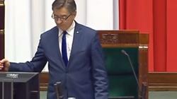Sejm: Wniosek o odwołanie Kuchcińskiego odrzucony - miniaturka
