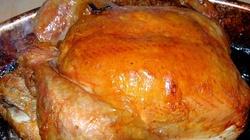 Pollo all'aglio, czyli kurczak w czosnku - po włosku - miniaturka