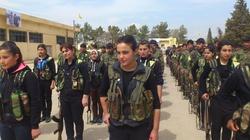 Coraz więcej kobiet idzie na wojnę z Państwem Islamskim - miniaturka