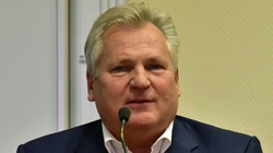 Kwaśniewski: PiS może sfałszować wybory - miniaturka