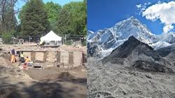 Ziemia z 'Łączki' trafi na Mount Everest! - miniaturka