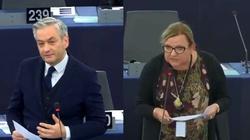 Mocne! Beata Kempa w PE: Panie Biedroń, czy pan jest za propagowaniem pedofilii? - miniaturka