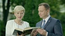 Zobacz wideo pary Prezydenckiej, które bije rekordy popularności! - miniaturka