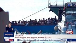 Włochy. Na Lampeduzie stan wyjątkowy, a UE milczy. Czy grozi nam kolejny kryzys migracyjny? - miniaturka
